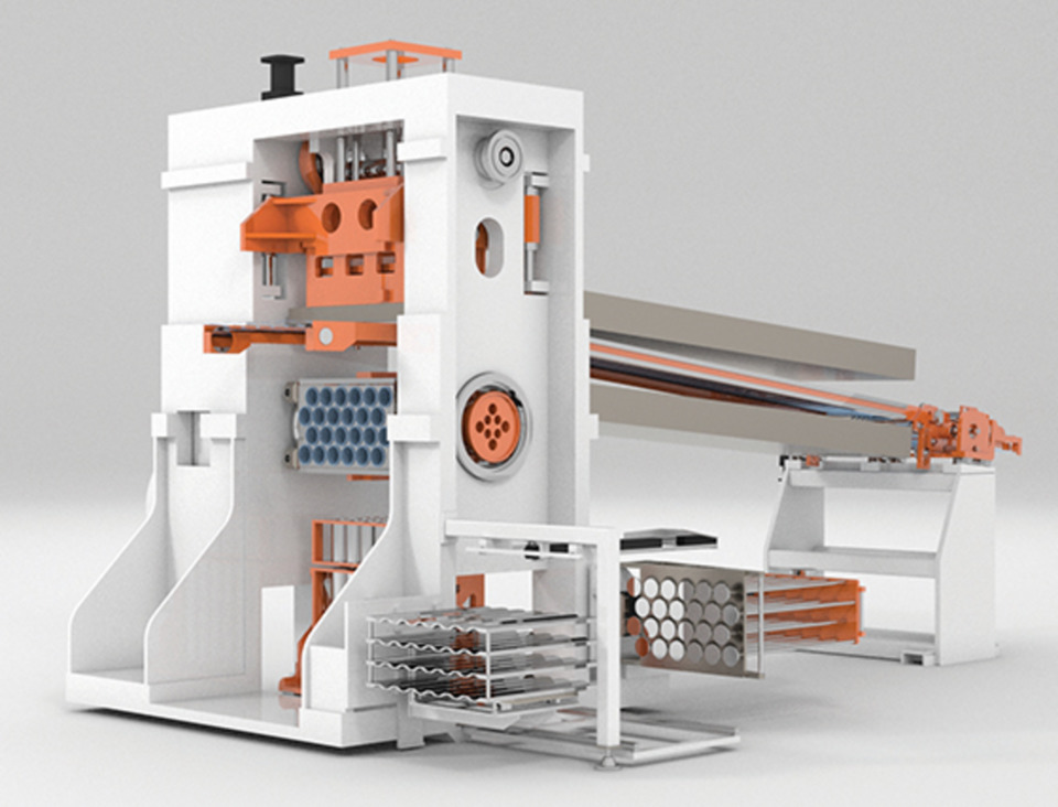 Thermoforming machines tout advances at NPE