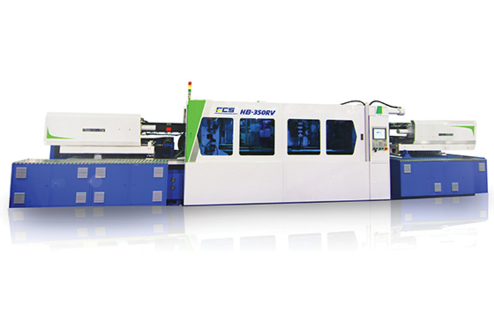 FCS injection molding unit now available in U S