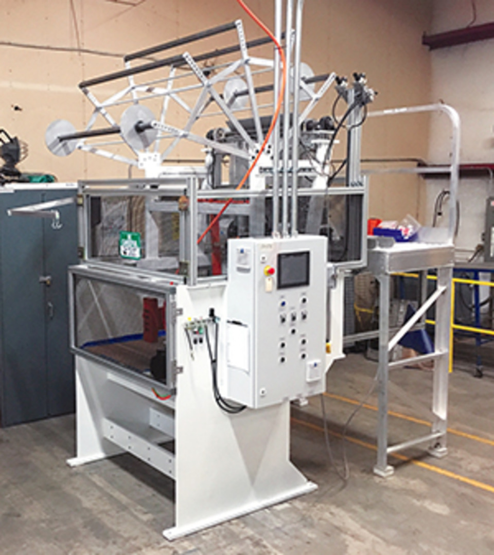 Thermoforming systems gain upgrades, features
