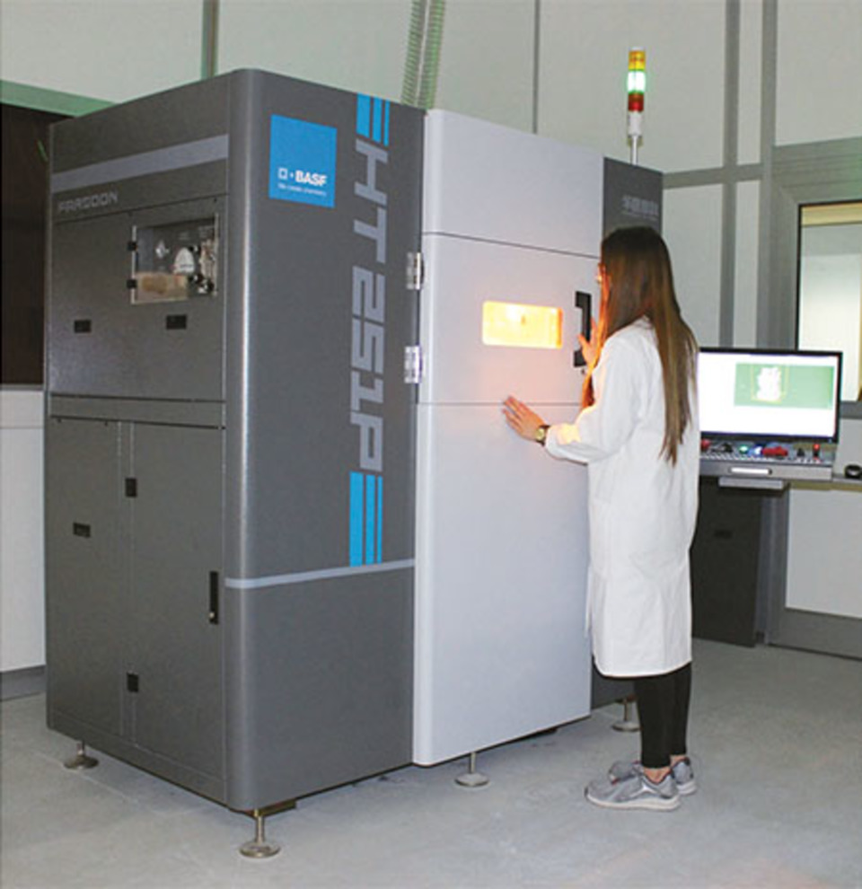Additive manufacturing capabilities, material options grow