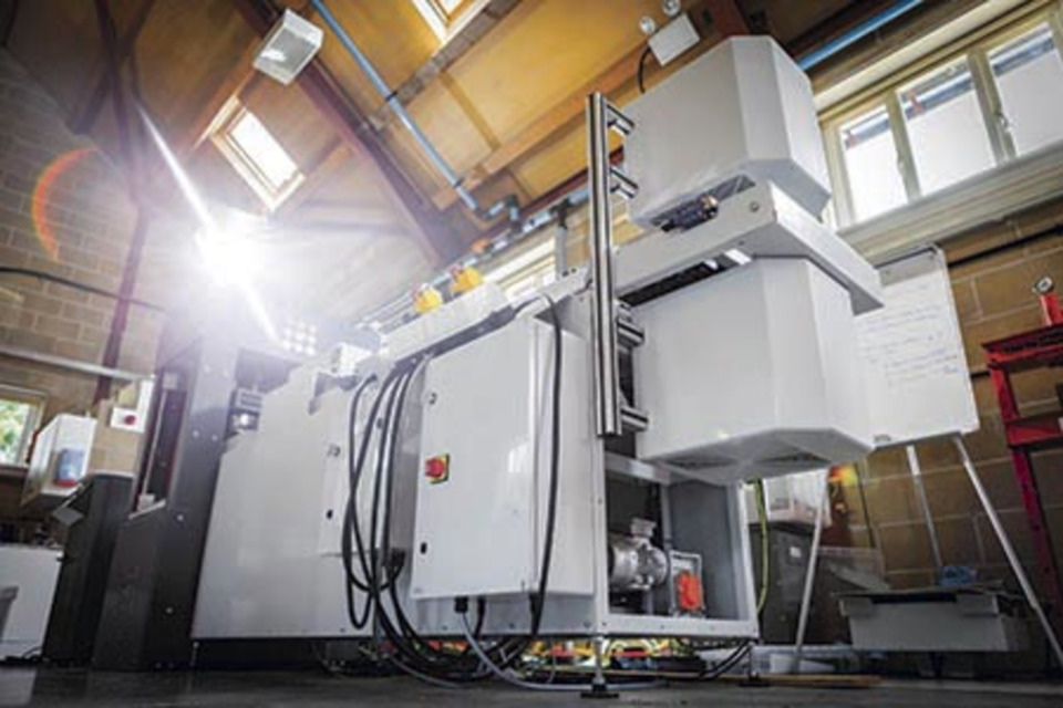 Compression molding is pushing into consumer sectors