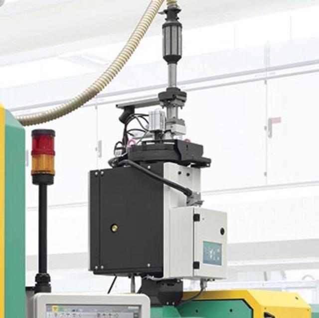 Arburg granulate lock series expands