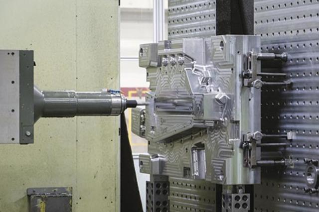 Mold maker A1 enhances machining capabilities