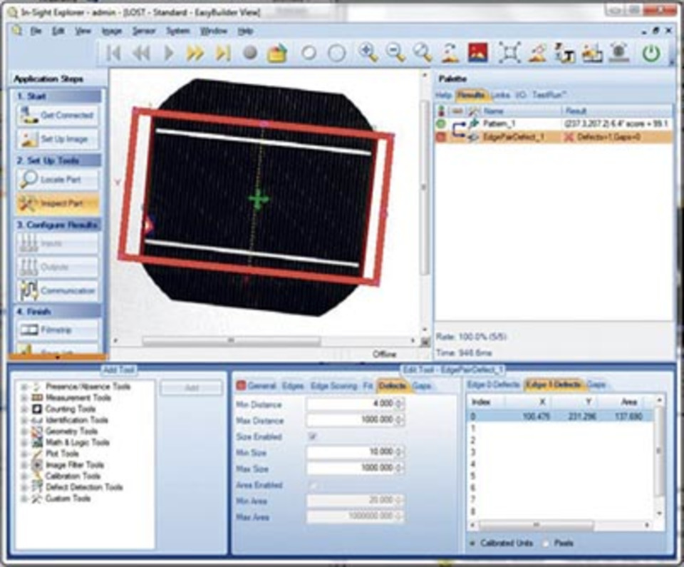 Vision QC systems gaining popularity, easier to use