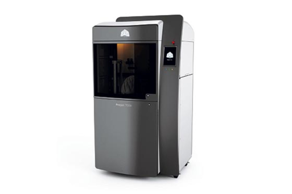 3D Systems printer upgrades include cloud-based support