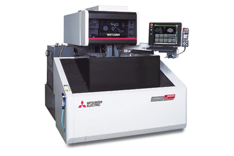 EDM systems from MC Machinery gain improved controls