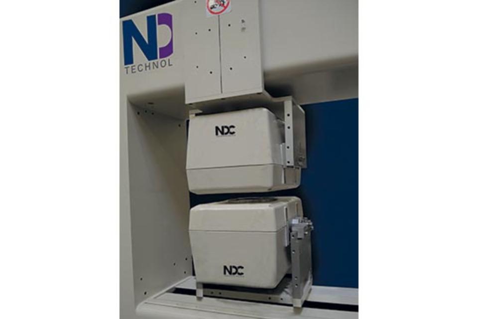 New NDC sensor provides fast, accurate sheet measurement